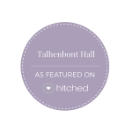 Talhenbont Hall  Hitched