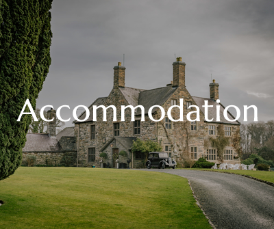 Accommodation North Wales
