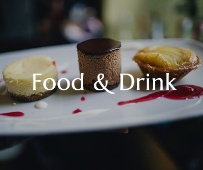 Wedding Food & Drink North Wales