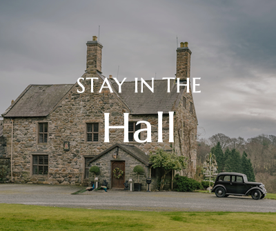 Talhenbont Hall Accommidation