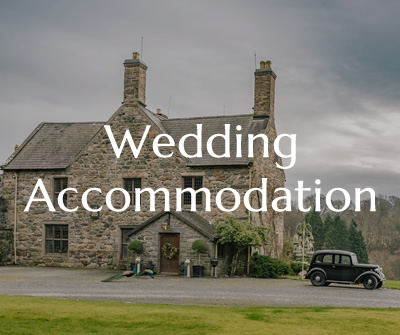 Wedding Accommodation North Wales