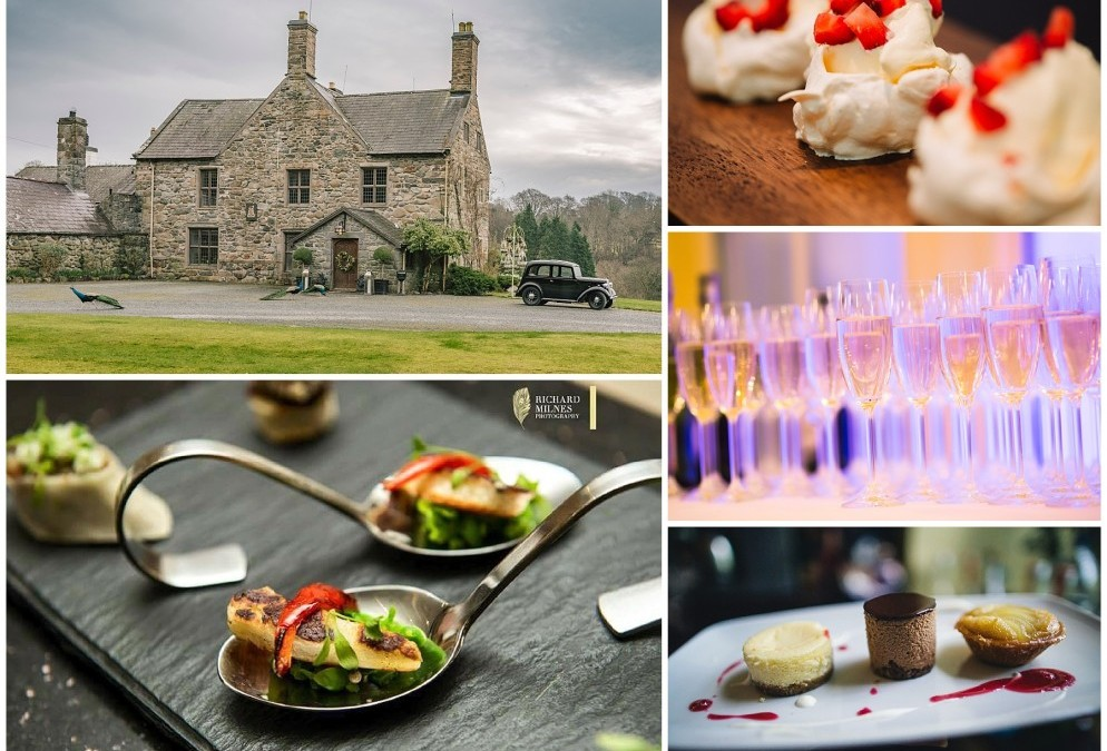 Talhenbont Hall/Cheeky Chilli Events – Wedding Food and Wine Tasting Event