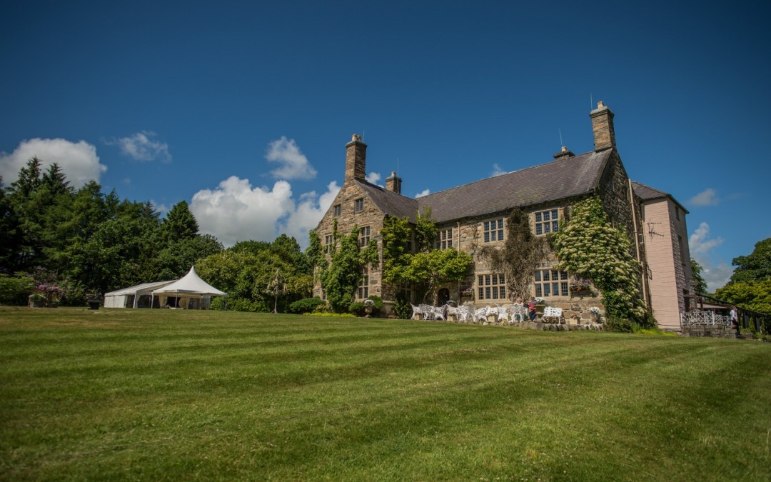 Simply Stunning Destination Weddings at Talhenbont Hall