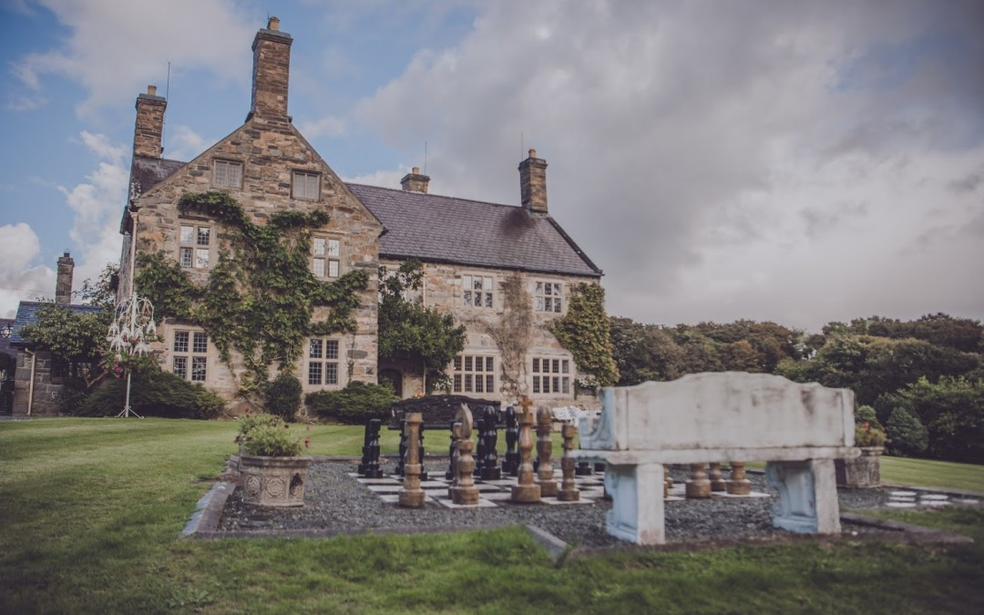 Talhenbont Hall Wedding Open Day