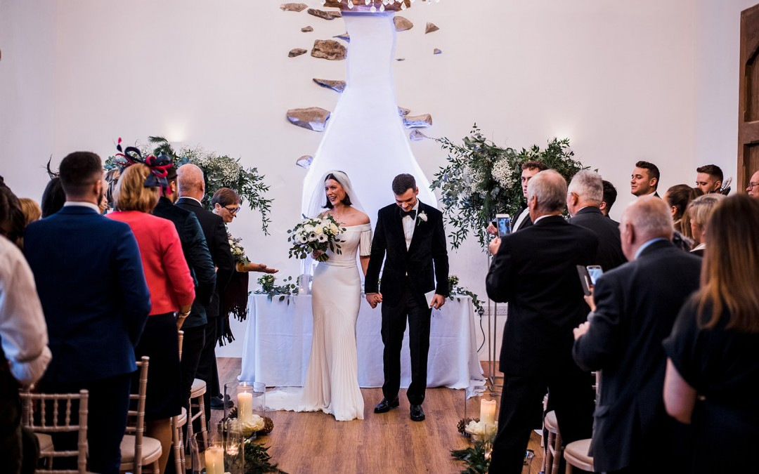 The Festive Wedding of Fay and Rob