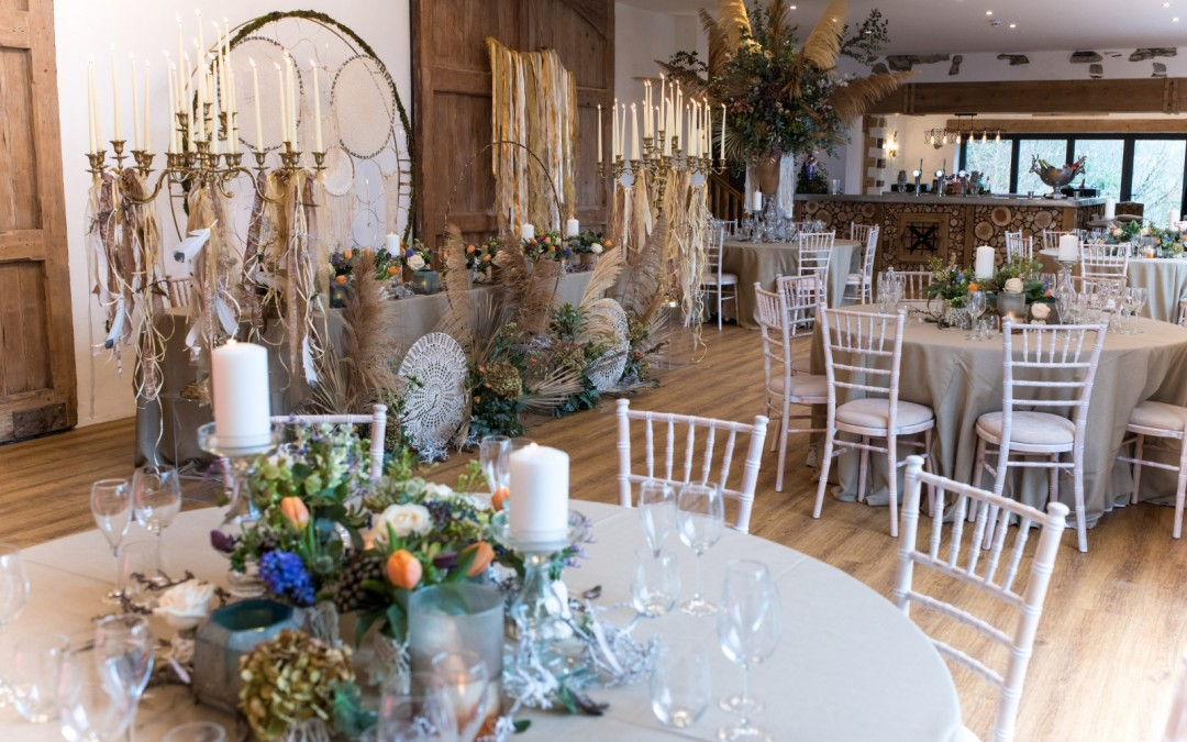 Our Boho Open Day Wows Couples