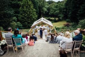Outdoor Ceremony Venues North Wales