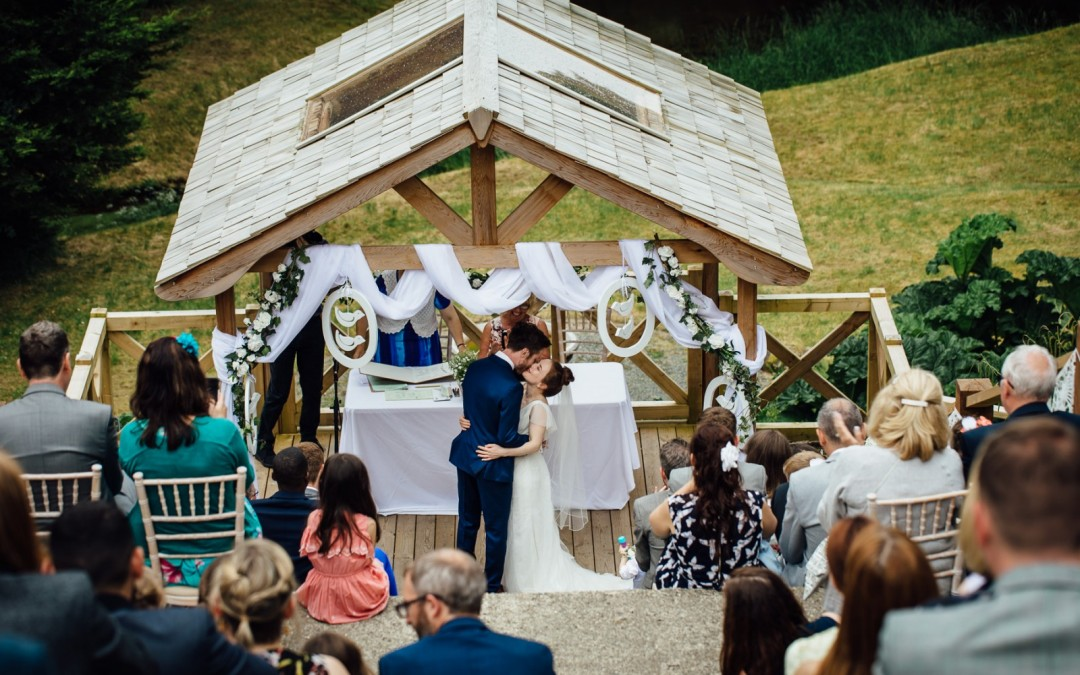 How to Make the Most of the Outdoors at Your Wedding