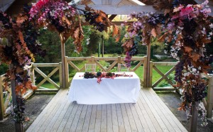 Weddings and wedding planning during Covid-19 could have more of an outdoor feel
