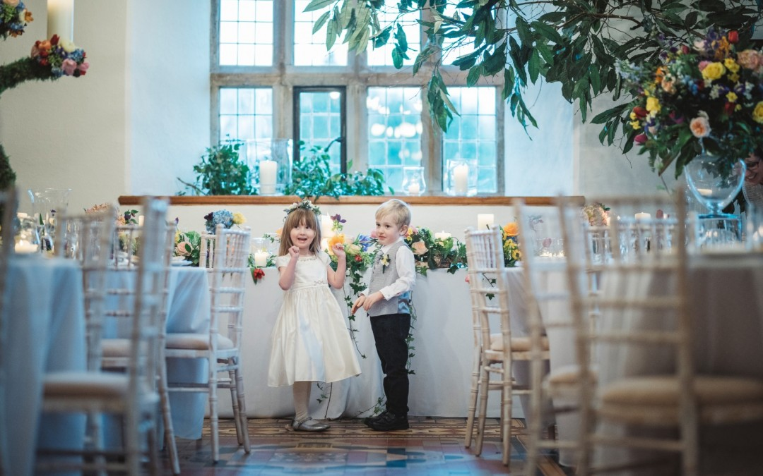 Inviting Children to be part of Your Wedding Day