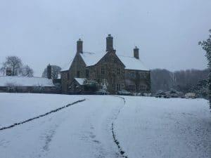 Winter Wedding Venues North Wales